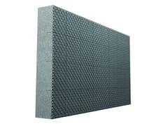UNIVER, UNIVERCAP® EPS 030 HP Pannello isolante additivato con grafite