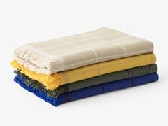 Plaid in cotone e lanaUNTITLED AP10 - &TRADITION
