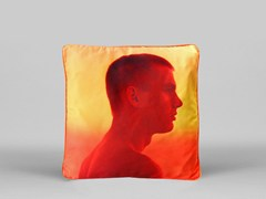 Cuscino quadrato sfoderabile UNTITLED - ART07 - Limited Edition Art Pillows