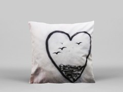 Cuscino quadrato sfoderabile UNTITLED - ART32 - Limited Edition Art Pillows