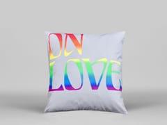 Cuscino quadrato sfoderabile UNTITLED - ART35 - Limited Edition Art Pillows