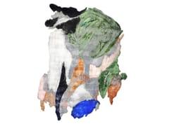 TAPPETO FATTO A MANO SU MISURAUNTITLED (GREY / DRIP EDIT) - HENZEL STUDIO