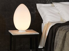 Lampada da tavolo a LED UOVO LED - Uovo
