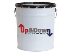 Collante bituminoso al solventeUP&DOWN - CIMAR PRODUZIONE