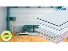 UPONOR, UPONOR KLETT Climatizzazione radiante a pavimento con auto-fissaggio
