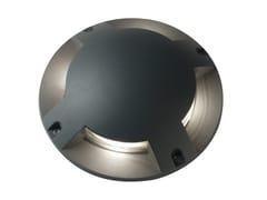 Segnapasso a LED a pavimento in alluminioUPPER - SOVIL