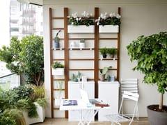 Griglia per verde verticale in irokoURBN BALCONY | Griglia per verde verticale - UNOPIÙ