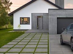 Pavimento per esterni in gres porcellanato a tutta massa effetto pietraURBAN STONE - PASTORELLI