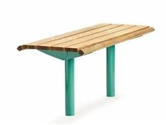 VESTRE, URBAN | Tavolo per spazi pubblici  Tavolo per spazi pubblici