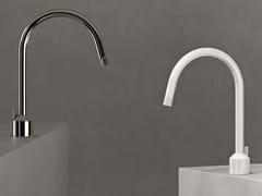 Rubinetto per lavabo a infrarossi in ottone cromatoURBANE | Rubinetto per lavabo monoforo - THE WATERMARK COLLECTION