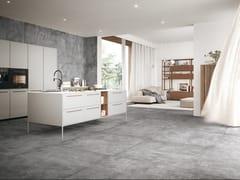 Pavimento/rivestimento in gres porcellanato effetto cementoURBEX STYLE - CERAMICHE REFIN