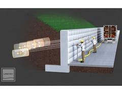URETEK ITALIA, URETEK MICROANCHORS Microancoraggi per stabilizzazione di manufatti controterra