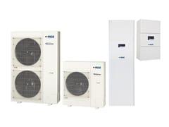 RDZ, Unità Splittate PDC Pompe di calore splittate ad alta efficienza