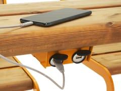 Presa USB per mobili da esternoUSB CHARGER BOX - VESTRE