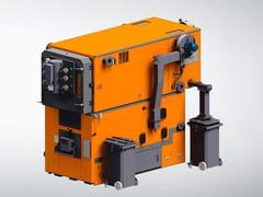 VIESSMANN, UTSR VISIO Caldaia a biomassa a griglia mobile orizzontale