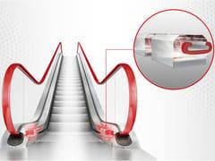 Disinfezione UV-C per corrimani, scale e tappeti mobiliUV CleanTouch - SCHINDLER