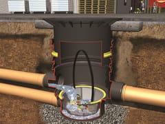 Sistema di recupero acqua piovanaFiltro universale industriale esterno - OTTO GRAF