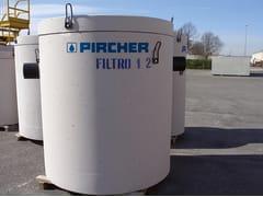 Vasca filtro di coalescenza circolareV.F.I. | Vasca di coalescenza circolare - PIRCHER