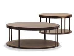 Tavolino laccato in metallo da salottoV155 | Tavolino - ASTON MARTIN BY FORMITALIA GROUP