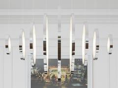 Lampada a sospensione a LED fatta a mano in metalloVAASA - CAMERON DESIGN HOUSE