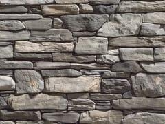 Rivestimento di facciata in pietra ricostruitaVALDOSTANO P76 - GEOPIETRA®