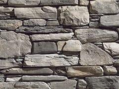 Rivestimento in pietra ricostruitaVALDOSTANO P76 | Grigio - GEOPIETRA