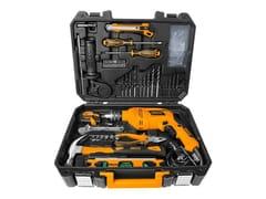 Trapano 650 W con utensiliVALIGETTA CON TRAPANO E UTENSILI HKTHP11021 - INGCOITALIA.IT - XONE