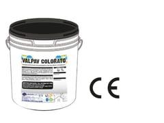 malvin, VALPAV COLORATO Vernice epossidica bicomponente per pavimenti