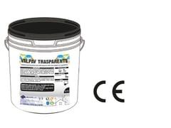 malvin, VALPAV TRASPARENTE Vernice epossidica bicomponente antipolvere per pavimenti