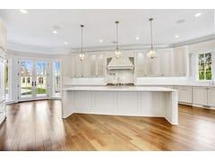 Cucina su misura in legno con isolaDESIDERIO | Cucina Washington - MARTINI MOBILI