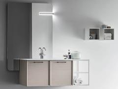 Sistema bagno componibileVANITY - COMPOSIZIONE 06 - ARCOM