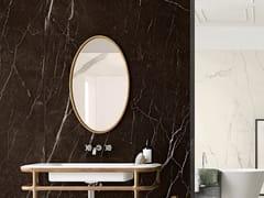 COTTO D'ESTE, VANITY - DARK BROWN Pavimento/rivestimento in gres laminato effetto marmo