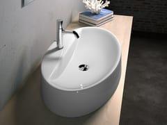 Lavabo da appoggio ovale LAVABI D'ARREDO | Lavabo ovale - Lavabi d'arredo