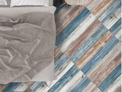 Pavimento/rivestimento effetto legnoVANNATU - ABSOLUT PARTNERS