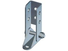 Accessorio per condizionatori in acciaioVARIFIX® - C2C giunto a cerniera - WÜRTH