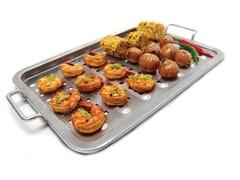 Accessorio per barbecue in acciaioVASSOIO PIANO - BROIL KING ITALIA • MAGI&CO