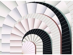 Texturae, VAULT Carta da parati lavabile optical