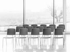 Sedia impilabile in polipropileneVEA | Sedia in polipropilene - MARA
