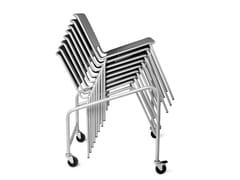 Sedia impilabile in polipropilene VEA | Sedia in polipropilene -