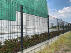 GRIGLIATI BALDASSAR, VEGA Recinzione modulare in rete elettrosaldata