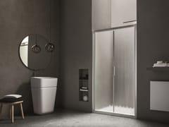 ARBLU, VEGA | Box doccia con porta a battente  Box doccia con porta a battente