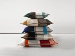 Cuscino in lana merino a motivi geometriciVELDEN | Cuscino - CASALIS