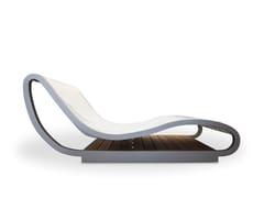 Chaise longue in marmo StatuarioVELLUM - SA.GE.VAN. MARMI