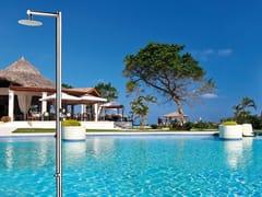 Ama Luxury Shower, VENERE | Doccia esterna in acciaio inox  Doccia esterna in acciaio inox