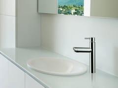 Miscelatore per lavabo da piano in acciaio inoxVENERE | Miscelatore per lavabo - AMA LUXURY SHOWER