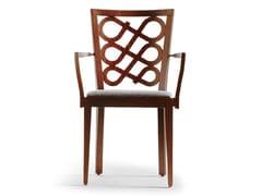 Sedia in tessuto con braccioliVENERE | Sedia con braccioli - BLIFASE