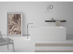 Vasca da bagno centro stanza ovale in acrilicoVENUS - GSG CERAMIC DESIGN