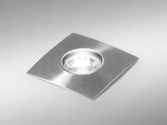 Segnapasso a LED in acciaio inox per esterniVENUS-R / VENUS-S - BEL-LIGHTING