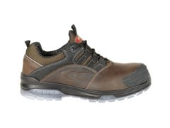 Scarpe antinfortunistiche VERMEER BROWN S3 SRC - COFRA