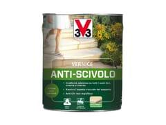 Vernice protettiva, impermeabilizzante e anti-scivoloVERNICE ANTI-SCIVOLO - V33 ITALIA
